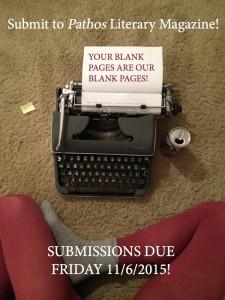 pathos submissions typewriter